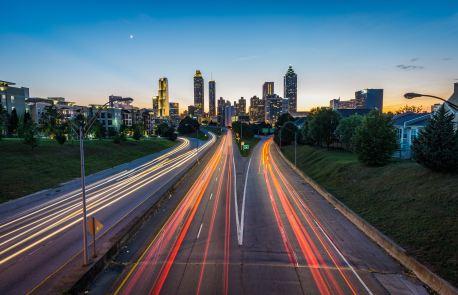 Life since moving to Atlanta!