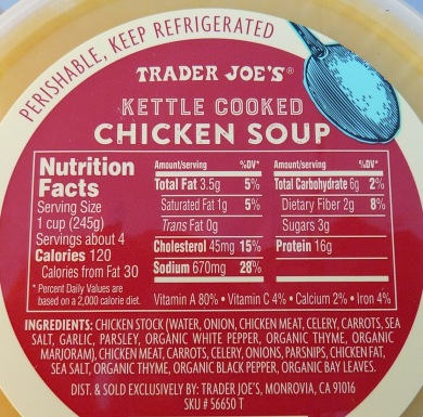 Photo from @whatsgoodattraderjoes