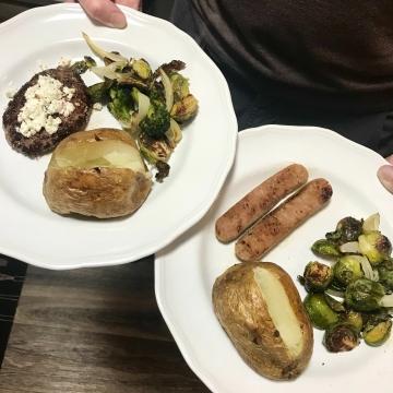 Dinner East Week 7